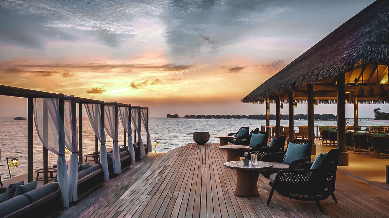 romantic restaurant-vakkaru island maldives
