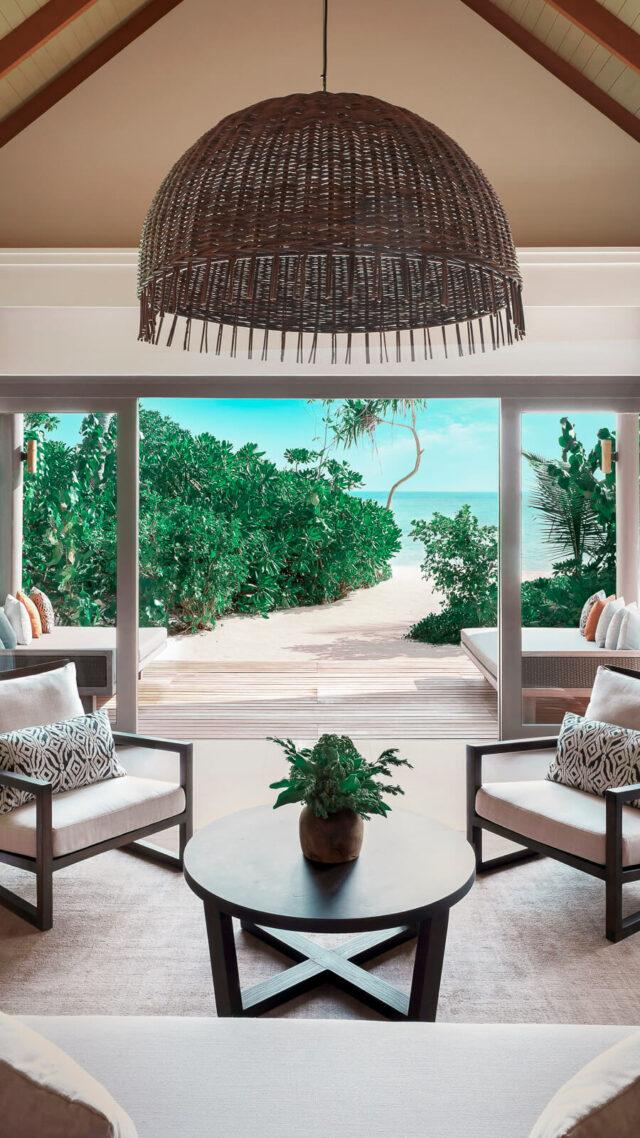 livingroom beach villa-vakkaru island maldives