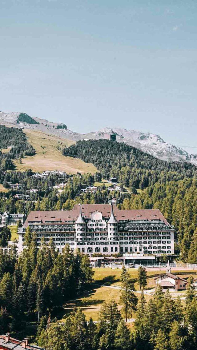 overview alps hotel-suvretta house switzerland