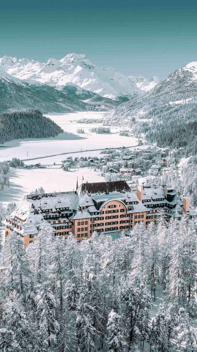 overview snow hotel-suvretta house switzerland