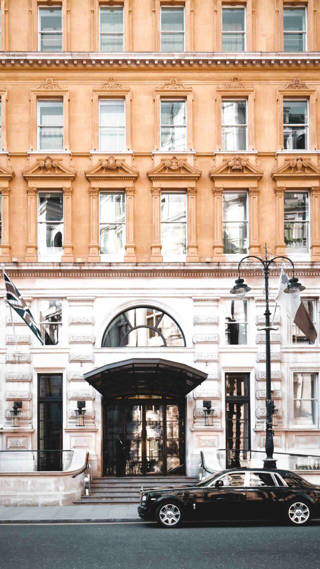 facade hotel-corinthia london