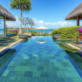 pool with a view-the oberoi beach resort mauritius