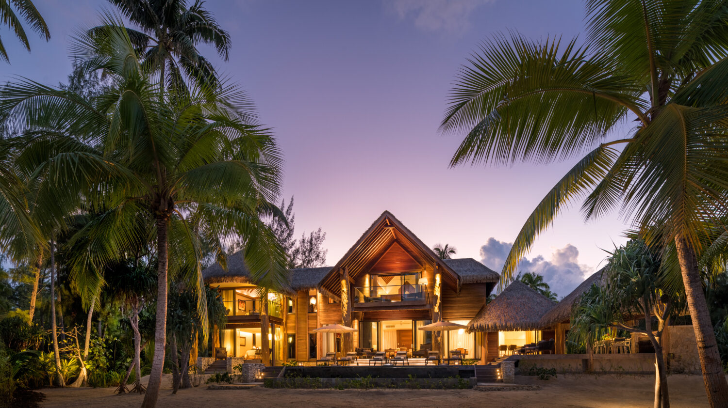 amazing villa south pacific-the brando
