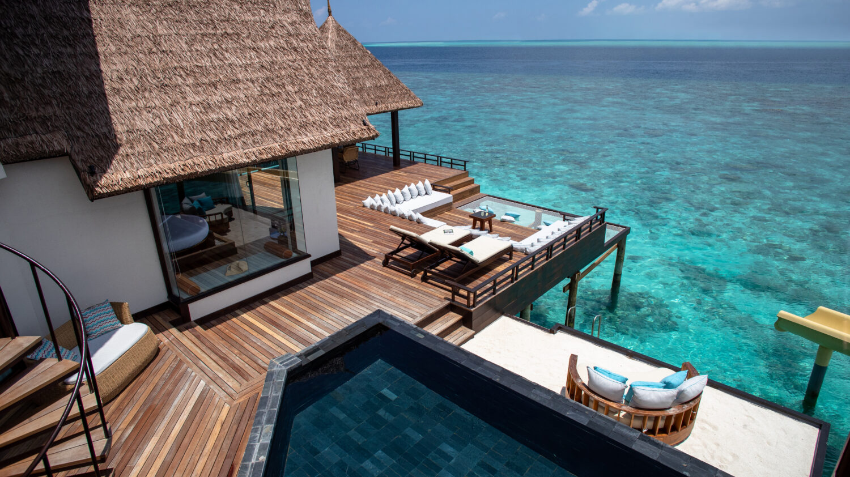 water villa with slide-jumeirah vittaveli maldives