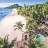 private pool villa-north island seychelles