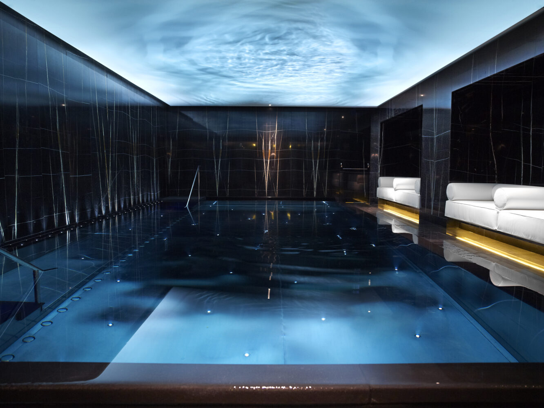 heated indoor pool-corinthia london