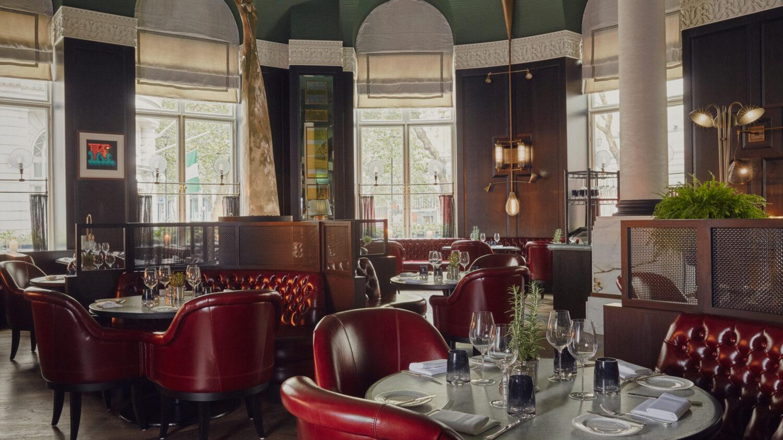 restaurant-corinthia london