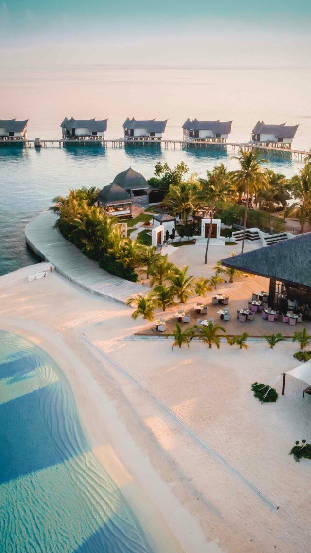 sunet dinner location-jumeirah vittaveli maldives