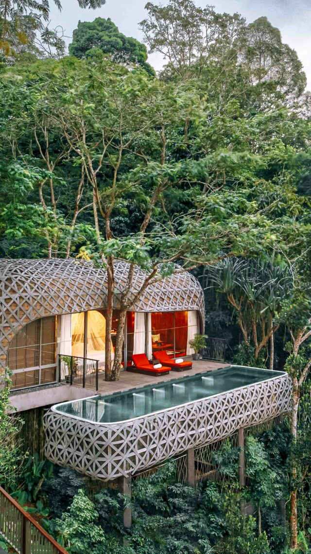 jungle house with pool-keemala phuket thailand