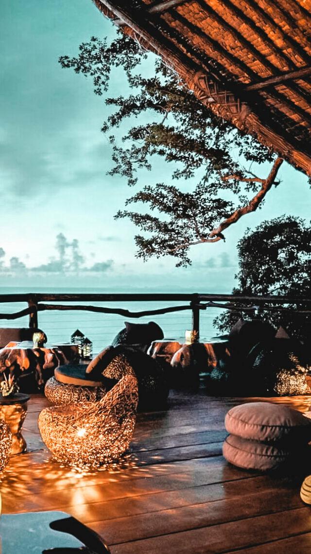 ocean view restaurant-laucala island fiji