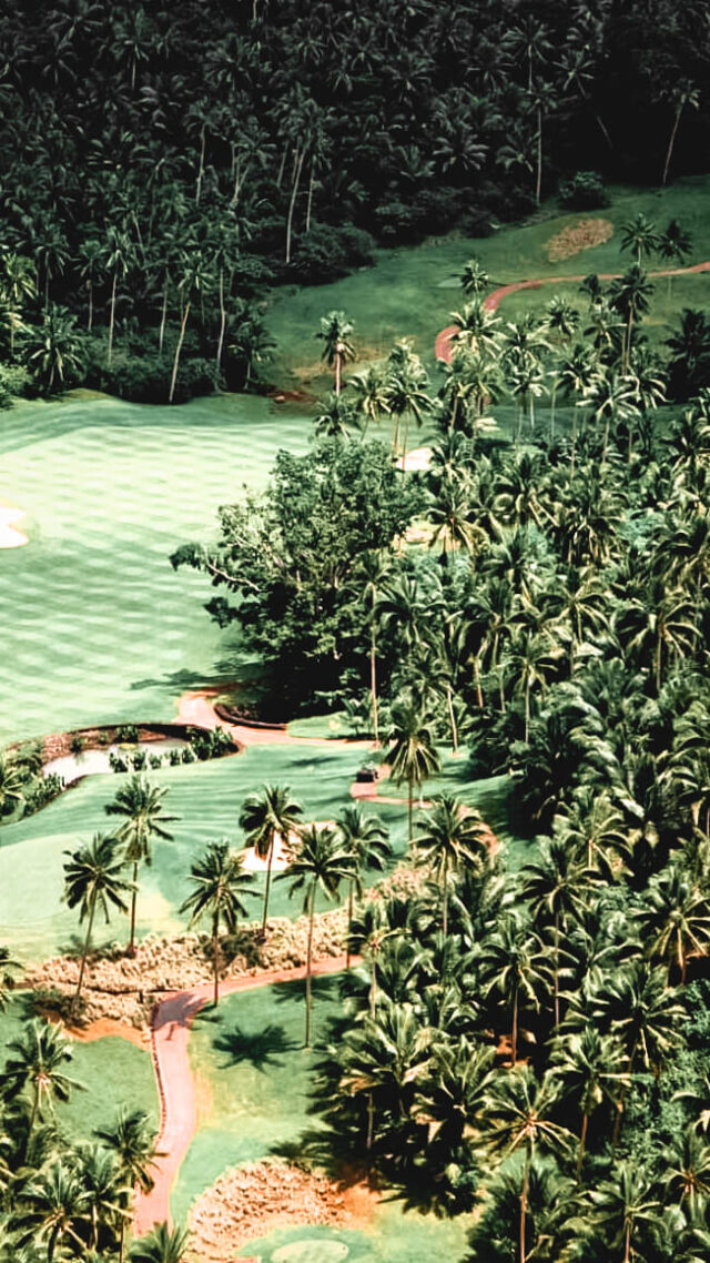 18-hole championship golf course-laucala island fiji