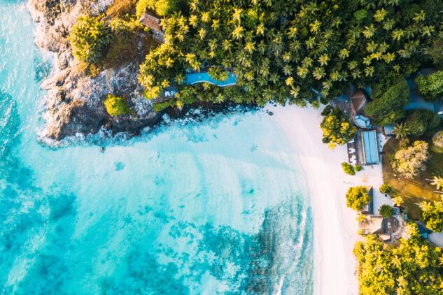 best beach hotel-north island seychelles