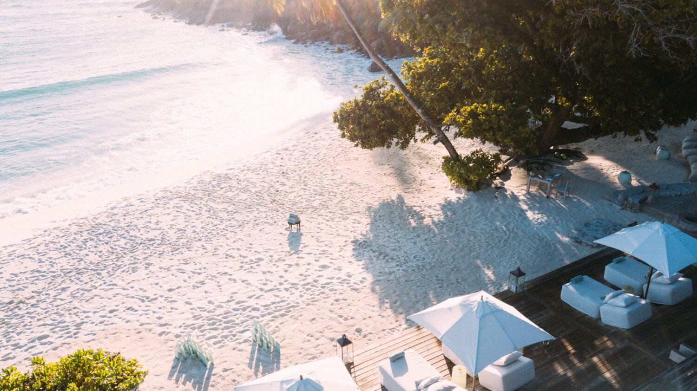 best restaurant seychelles-north island