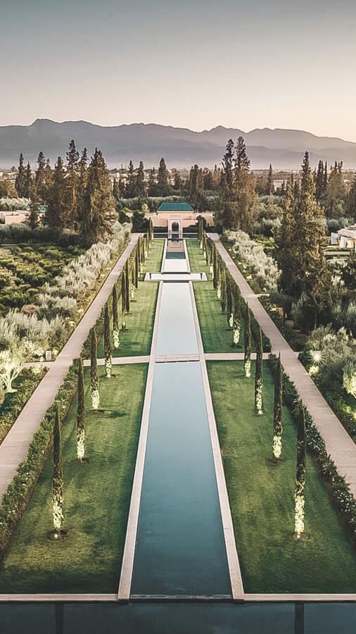 majestic property-oberoi marrakech