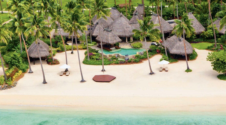 private island hotel-laucala island fiji