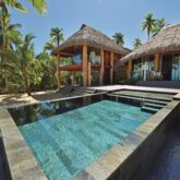 three bedroom villa-the brando
