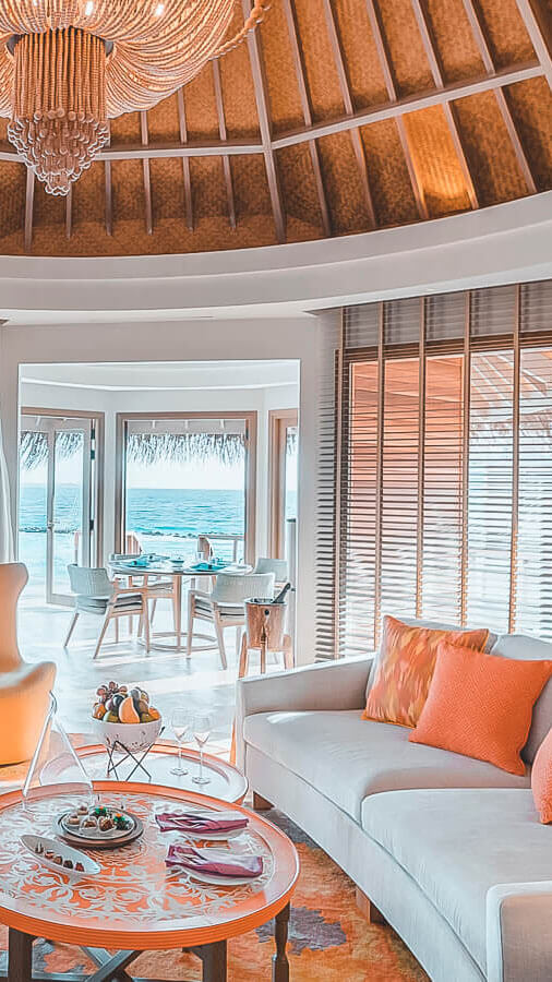 bedroom suite ocean view-the nautilus maldives