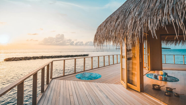 wellness hotel-the nautilus maldives