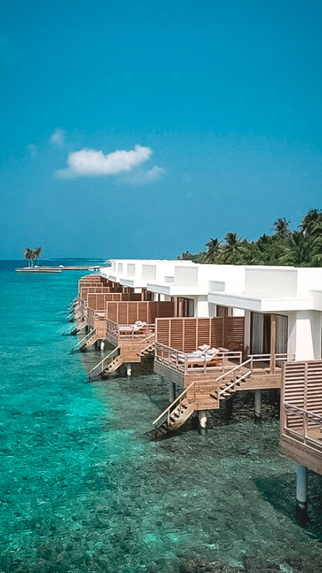 front watervillas-dhigali maldives
