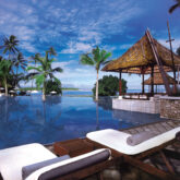 pool with a view-the oberoi beach resort lombok