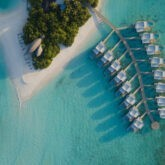 overview private island-dhigali maldives