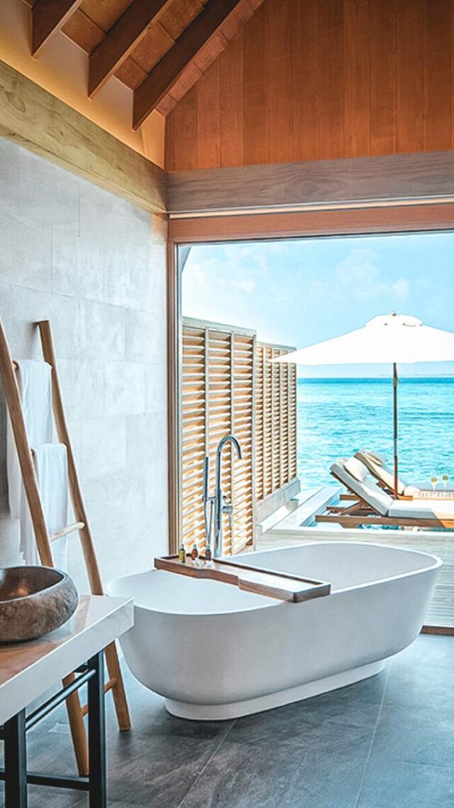 freestanding bathtub-faarufushi maldives