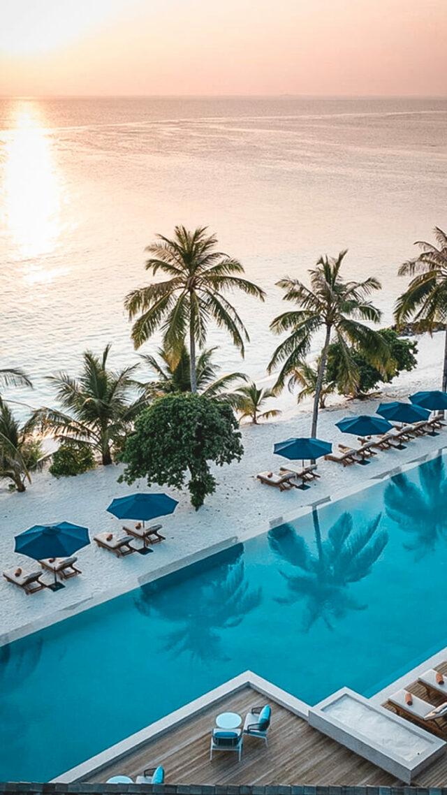 swimming pool-faarufushi maldives
