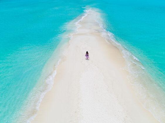 kuramathi maldives-sandbank