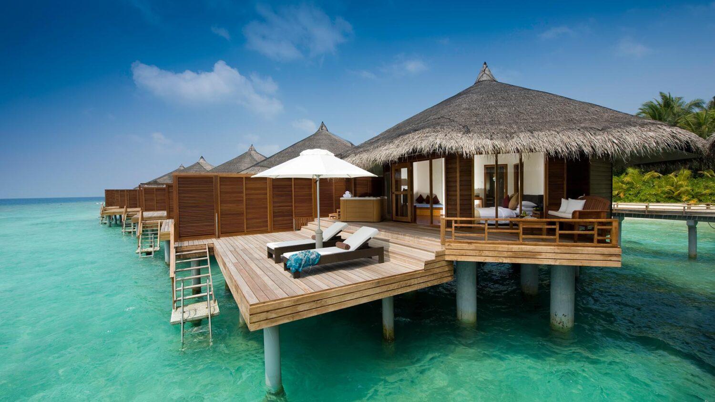 water villas-kuramathi maldives