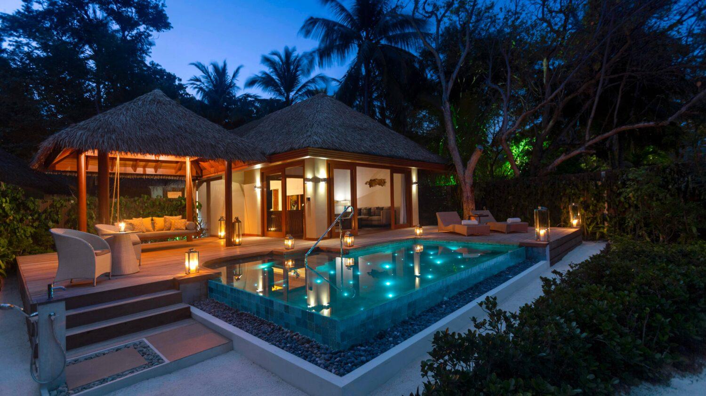suites with pool-baros maldives