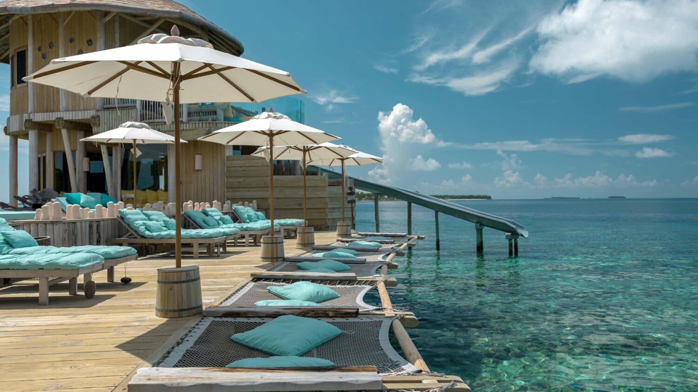 hammock restaurant-soneva fushi maldives