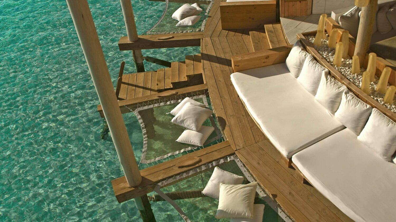 hammock-soneva jani maldives