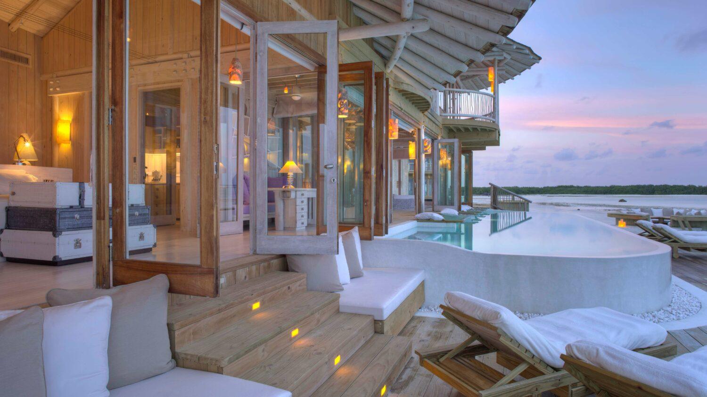 2 bedroom water retreat-soneva jani maldives