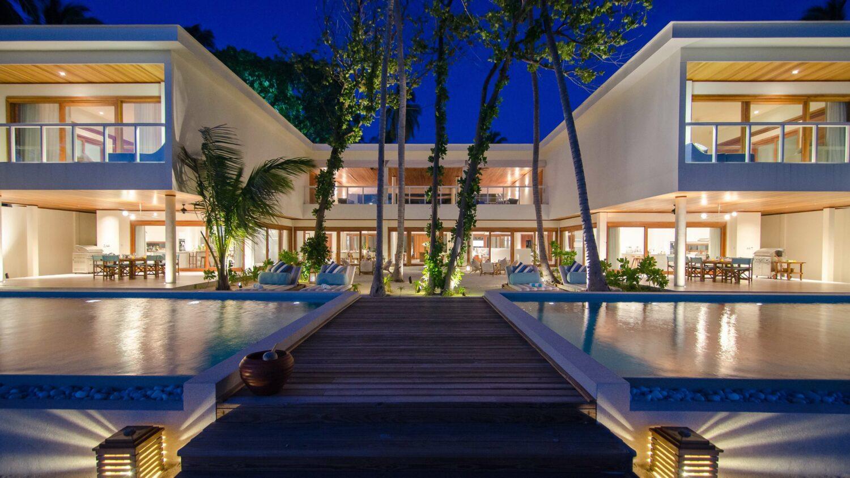 bedroom residence-amilla fushi maldives