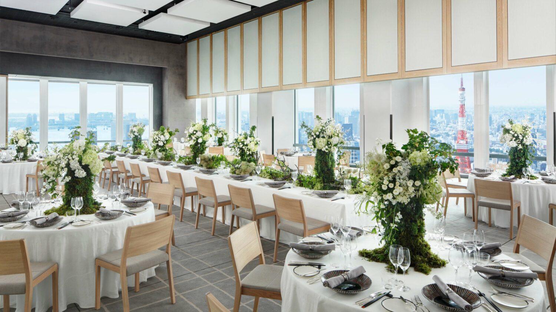 wedding venue-andaz tokyo toranomon hills