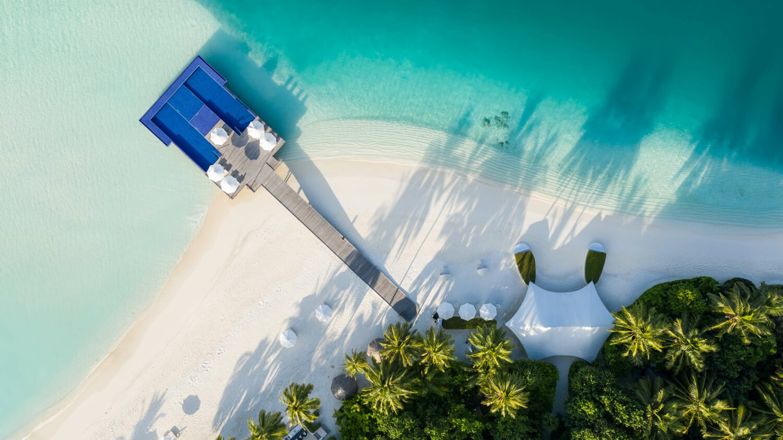 quiet zone-conrad maldives
