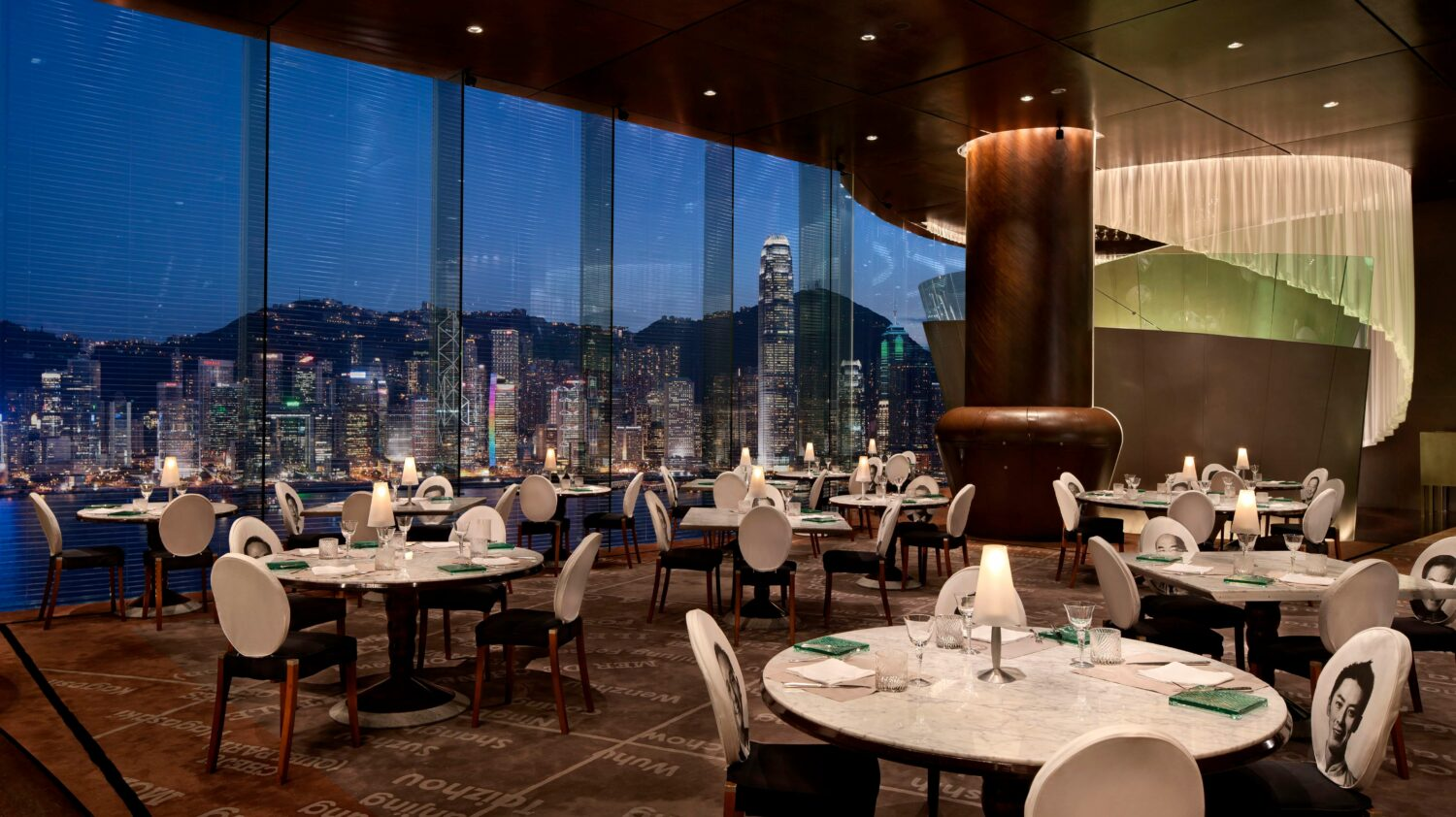 felix restaurant-the peninsula hong kong