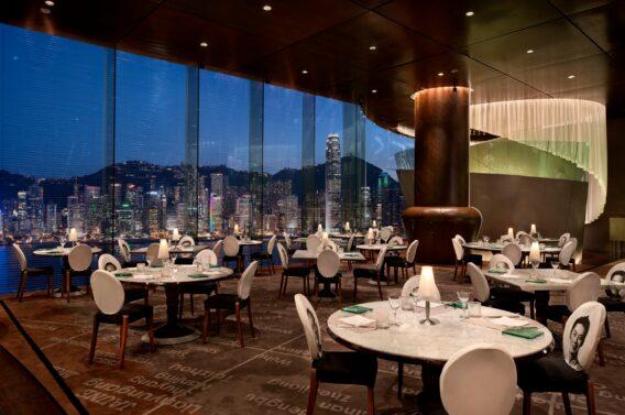 felix restaurant-the peninsula hong kong
