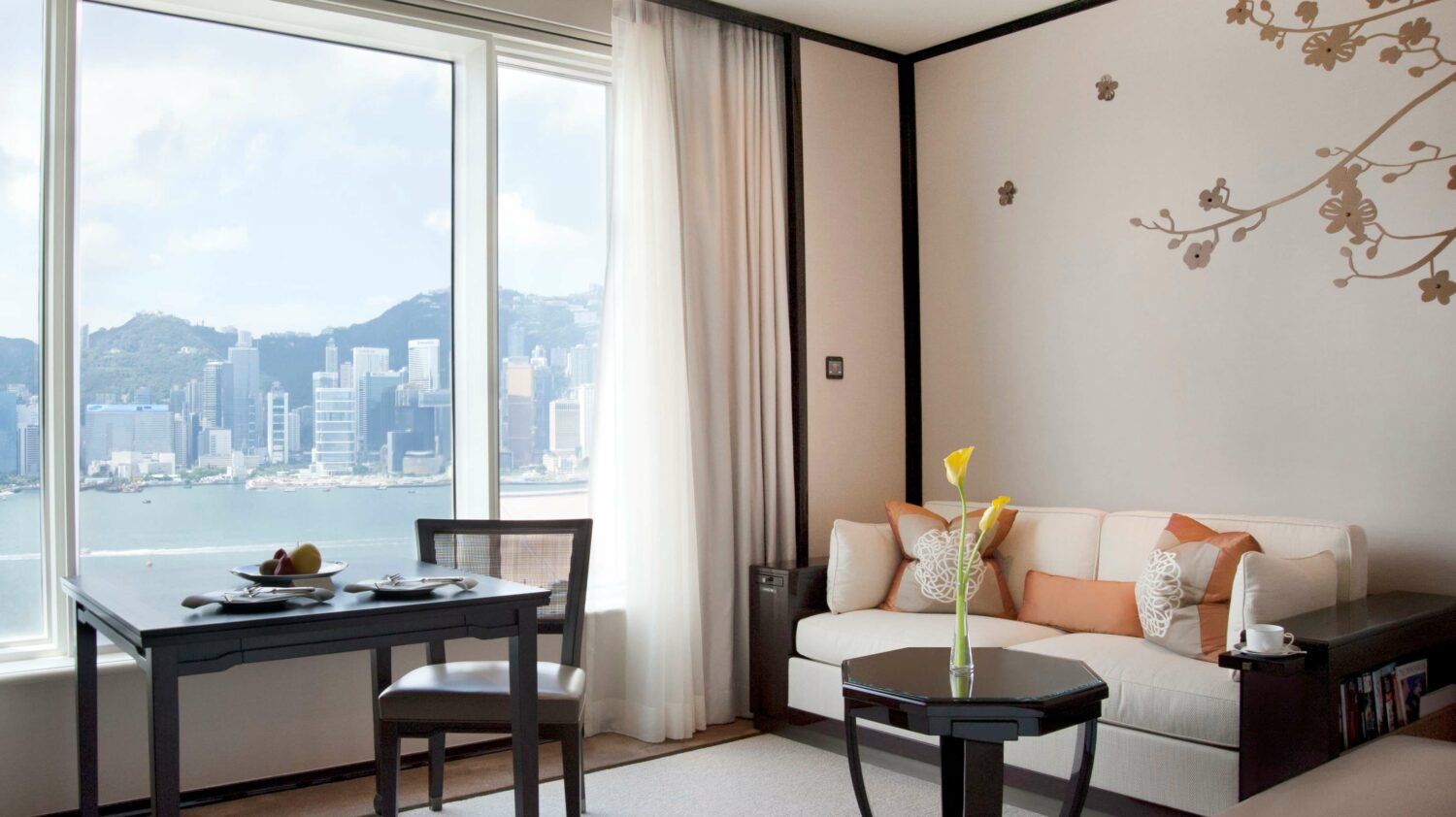harbour view room-the peninsula hong kong