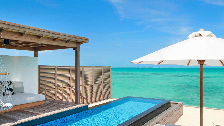 water villa with pool-fairmont maldives