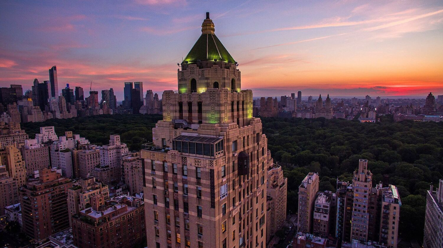 overview hotel-the carlyle, a rosewood hotel nyc