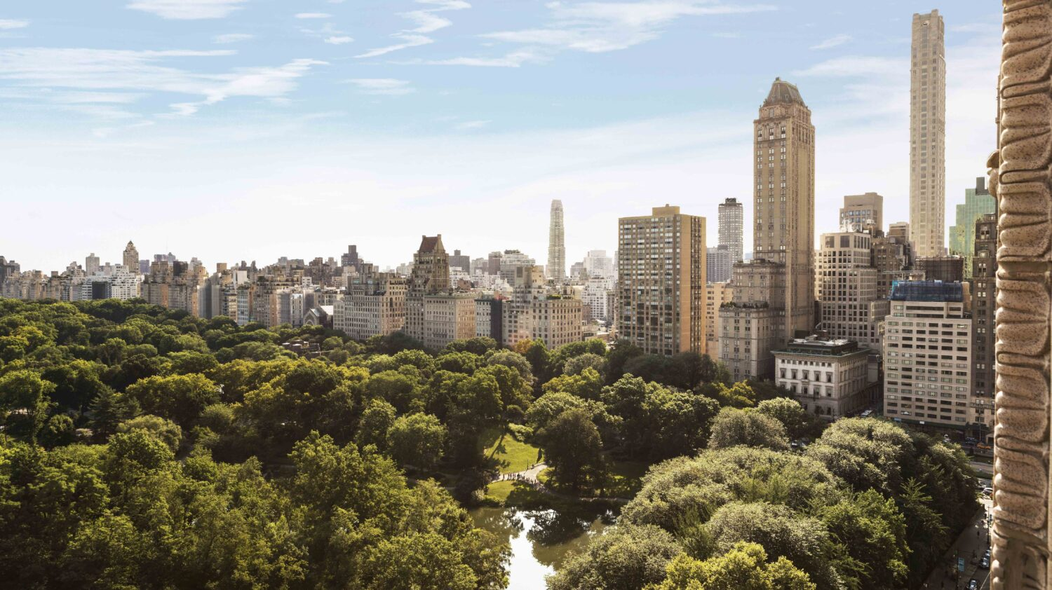 central park-ritz-carlton new york city