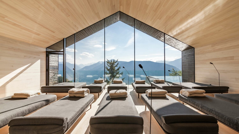 spa view-miramonti italy