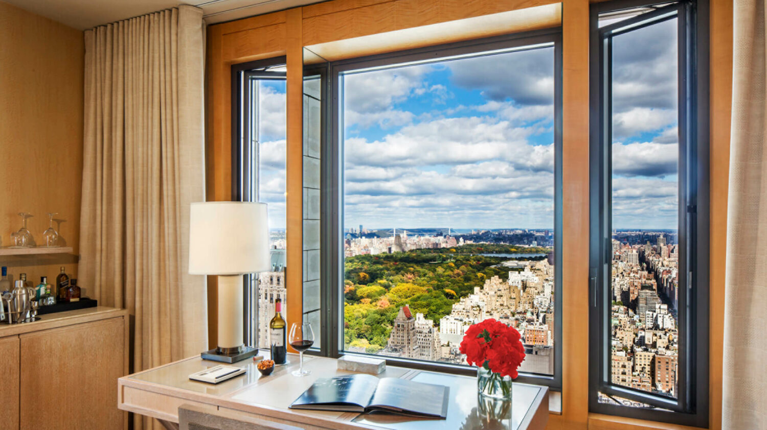 suite view-four seasons new york city