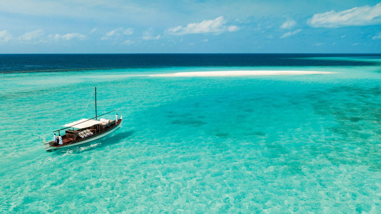 sandbank-one&only reethi rah maldives