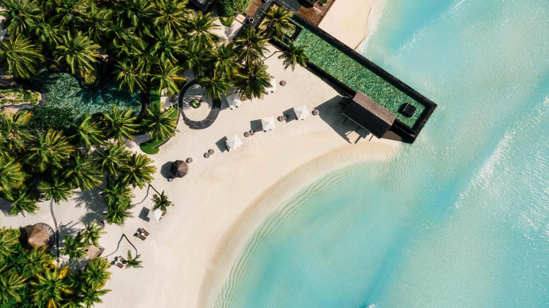 family pool-one&only reethi rah maldives