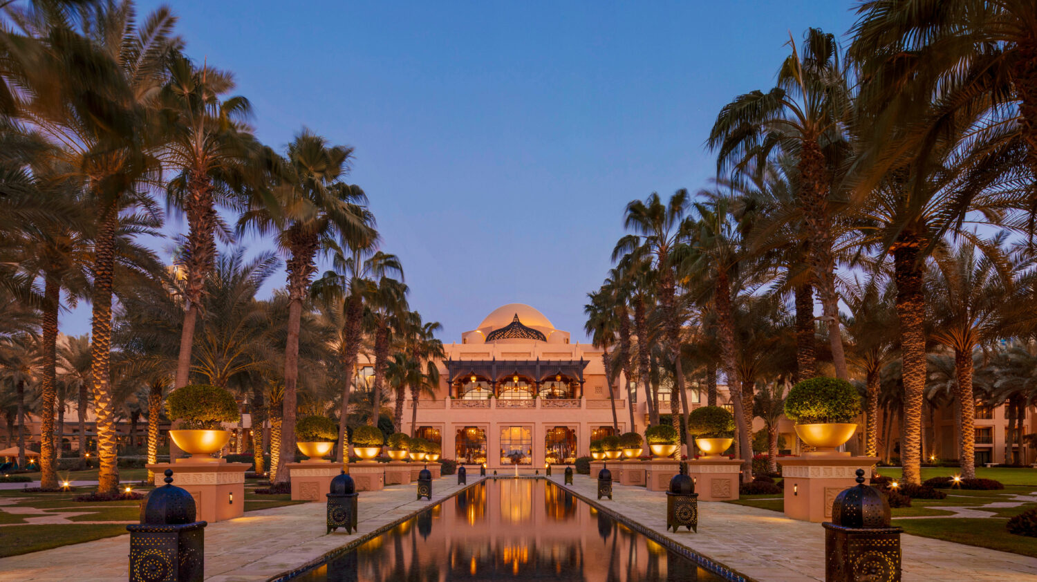 hotel-one and only royal mirage dubai