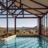 pool view-emirates one&only wolgan valley australia