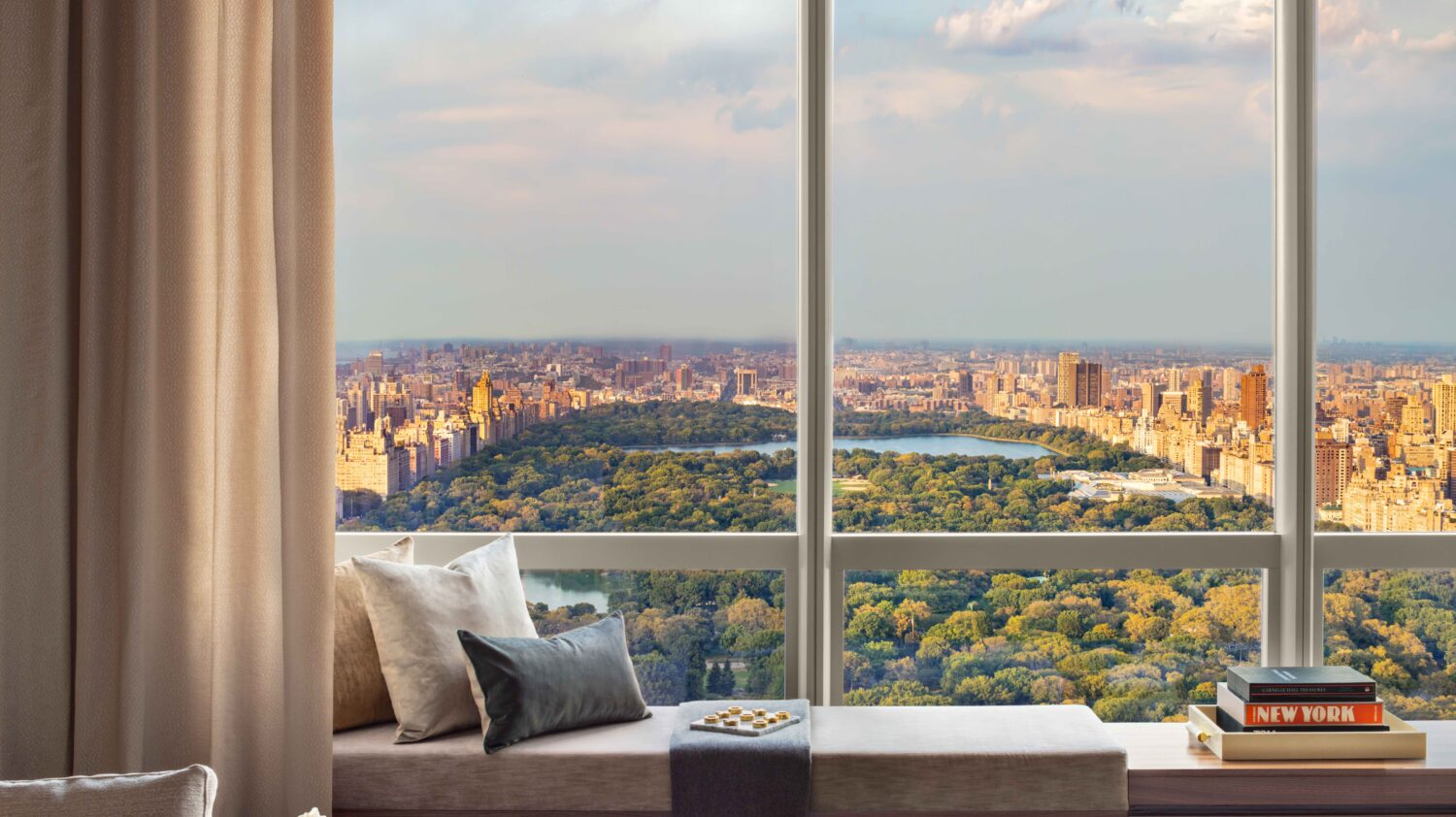 central park suite view-park hyatt new york