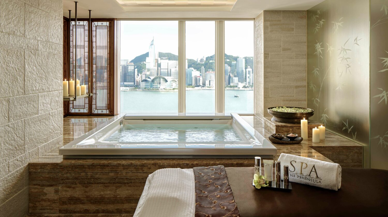private spa suite-the peninsula hong kong